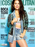 Cosmopolitan mês de outubro