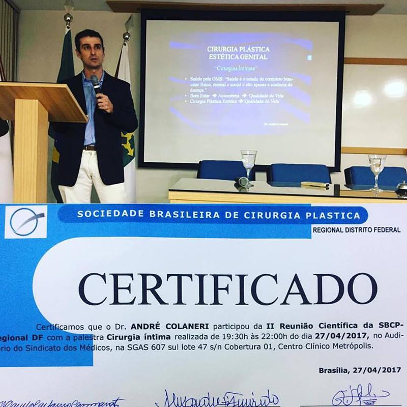 Cirurgia Plastica Estética - Dr. André Colaneri
