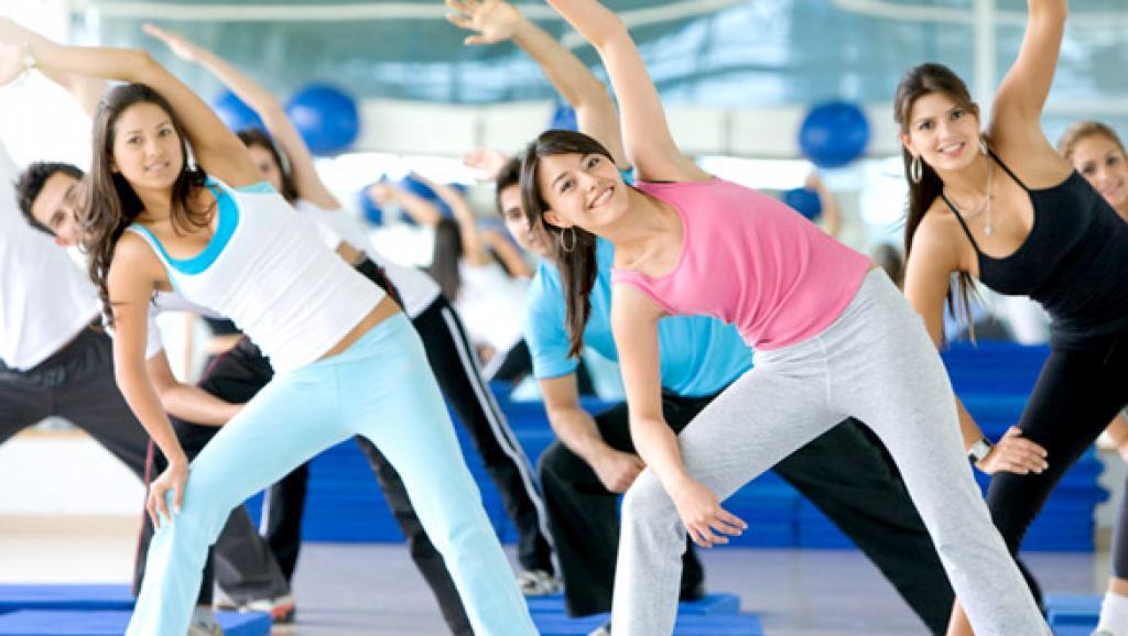 La importancia de la comida y el ejercicio.