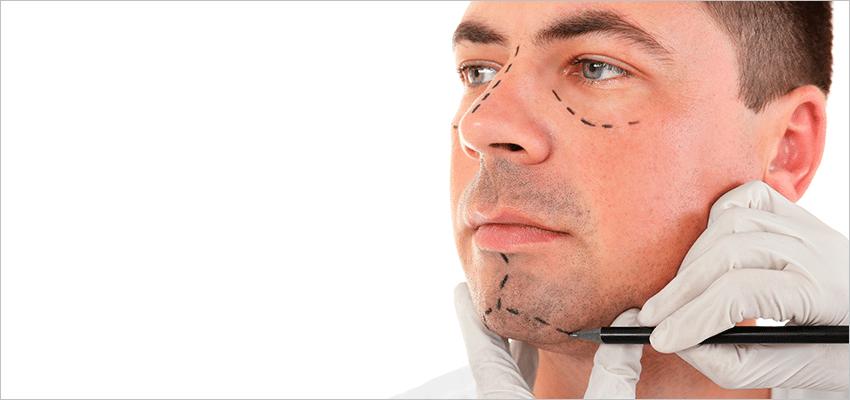 cirurgia homem