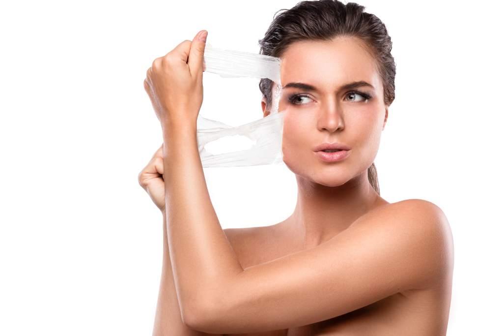 Conoce los tipos de peeling facial