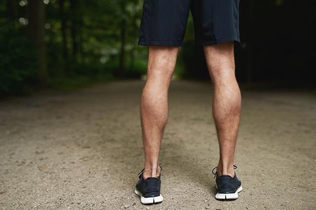 Busque harmonia para suas pernas com a prótese de panturrilha