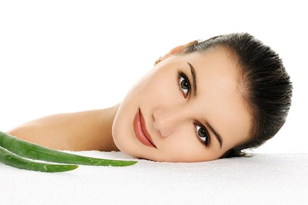 Los beneficios del Aloe Vera para la piel.