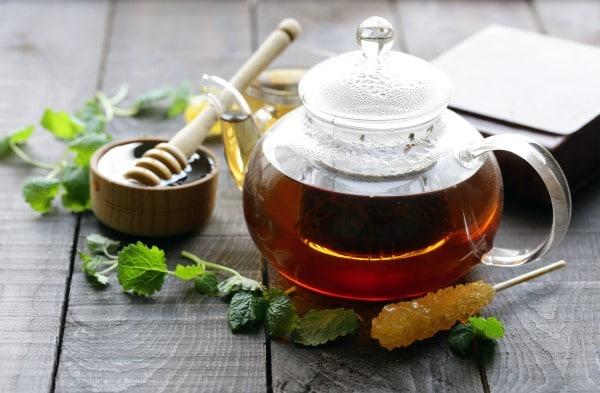 Tipos de chá e seus benefícios