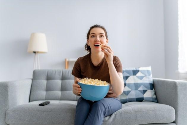 filmes e séries sobre bem-estar